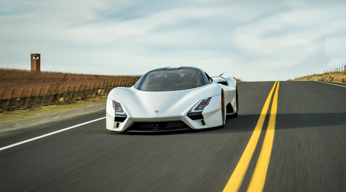 Fastest Car In The World >> The Top 10 Fastest Cars In The World In 2020 Gulf Takeout