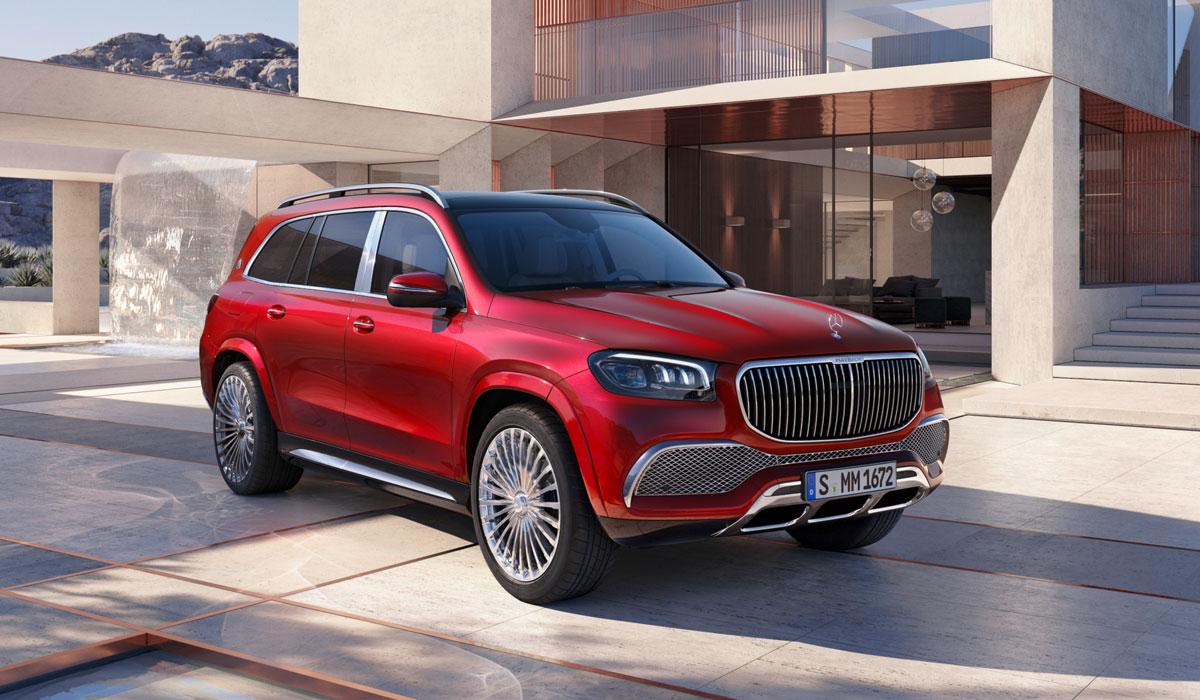 The Top 10 Best Luxury Suvs In The World In 2020 Gulf Takeout